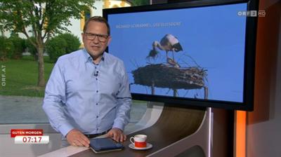 Guten Morgen österreich Orf Sendung Oberloisdorf Ris